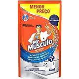Limpador Mr Músculo Banheiro Total Refil 400ml Oferta Especial