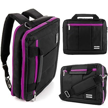 Amazon.com: 13.3 to 14 Inch Laptop Shoulder Bag Backpack Fit ...