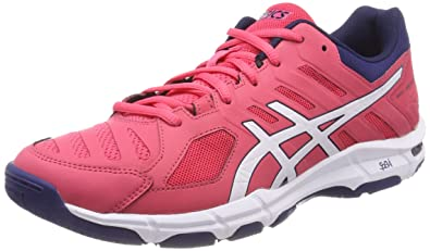 51ec14831a87 ASICS Damen Gel-Beyond 5 Hallenschuhe, Pink  Amazon.de  Schuhe ...
