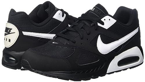 Nike Herren Air Max Ivo Laufschuhe, NegroBlancoNegro
