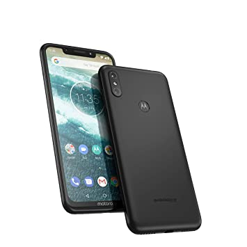 Motorola One 64GB 59 Inch Android 81 UK Sim Free Smartphone With