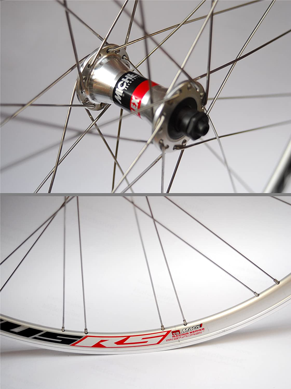 Momentum Lite Strike (Shimano) 700 C Rad  Silber Front.