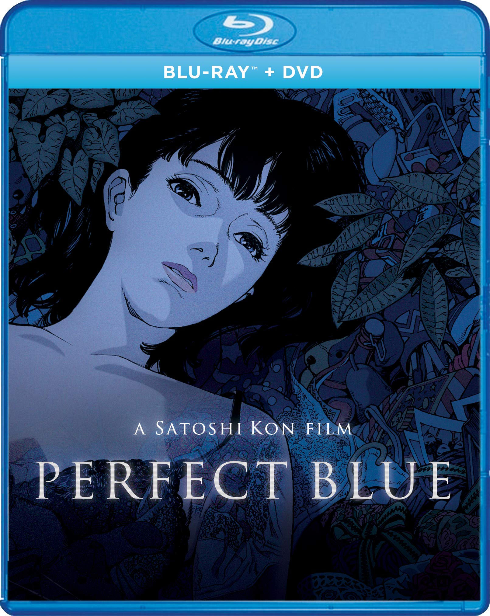 Perfect Blue (Amazon Version) [Blu-ray] by Shout! Factory