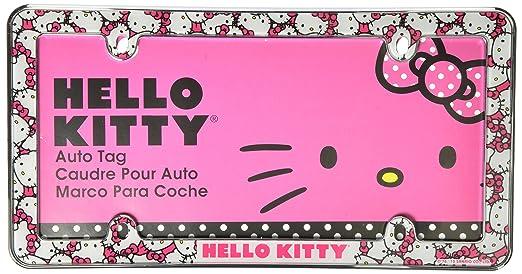 Amazon Chroma 42510 Hello Kitty Head Frame Automotive