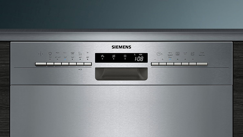 Siemens iQ300 SN436S01CE lavavajilla Bajo encimera 13 cubiertos A ...