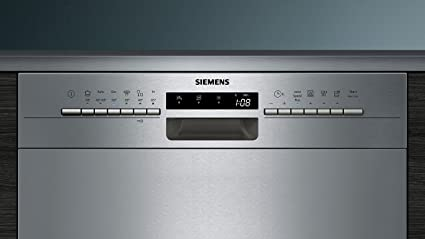 Siemens iQ300 SN436S01CE lavavajilla Bajo encimera 13 ...