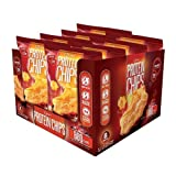 Amazon Price History for:Quest Nutrition Protein Chips, BBQ, 21g Protein, 3g Net Carbs, 130 Cals, Low Carb, Gluten Free, Soy Free, Potato Free, Baked, 1.2oz Bag, 8 Count