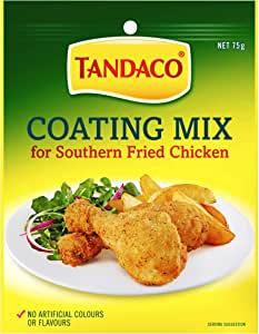 Tandaco Southern Fried Chicken Coating Mix, 75g