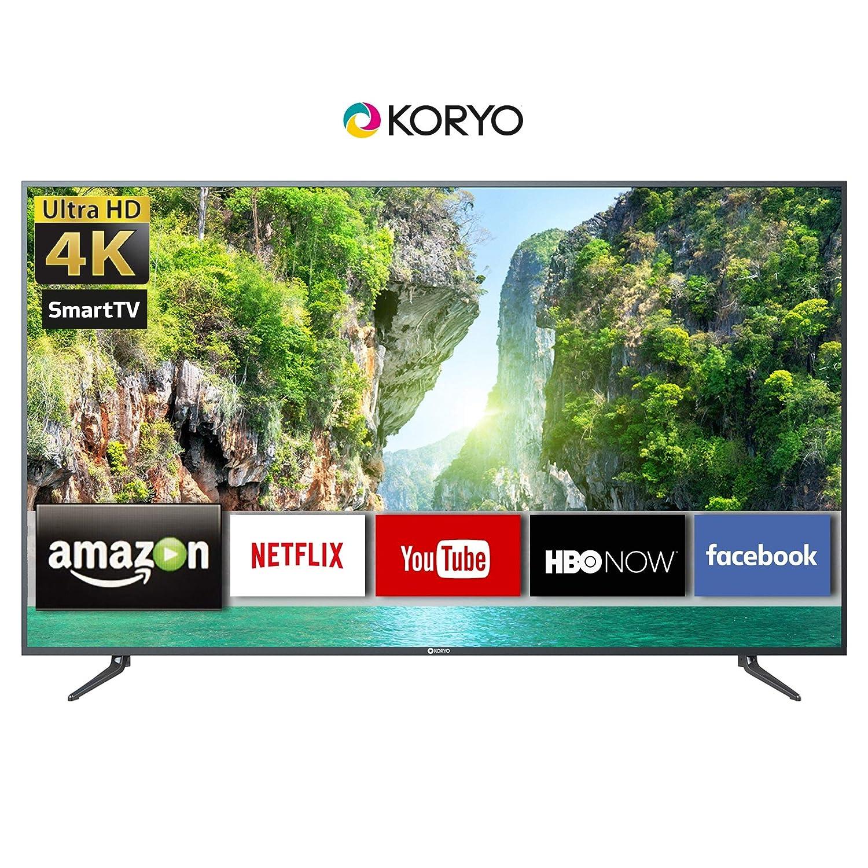 Best TV Under 60000 In India 2020 koryo-163.8-cm