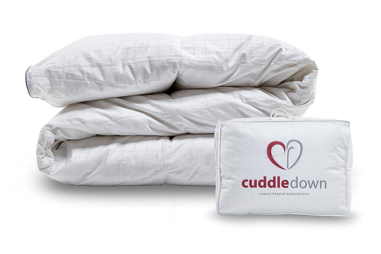 Cuddledown Pure ungarischen Gänsedaunen, 13,5 tog, Single
