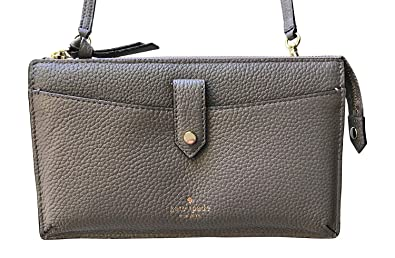19a12a974918 Amazon.com  KSNY Alegra Mulberry Street Crossbody Clutch