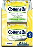Cottonelle Feuchtes Toilettenpapier Natürlich Pflegend Box,8er Pack (8x 42 Tücher)