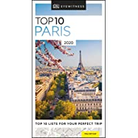DK Eyewitness Top 10 Paris: 2020 (Pocket Travel Guide)
