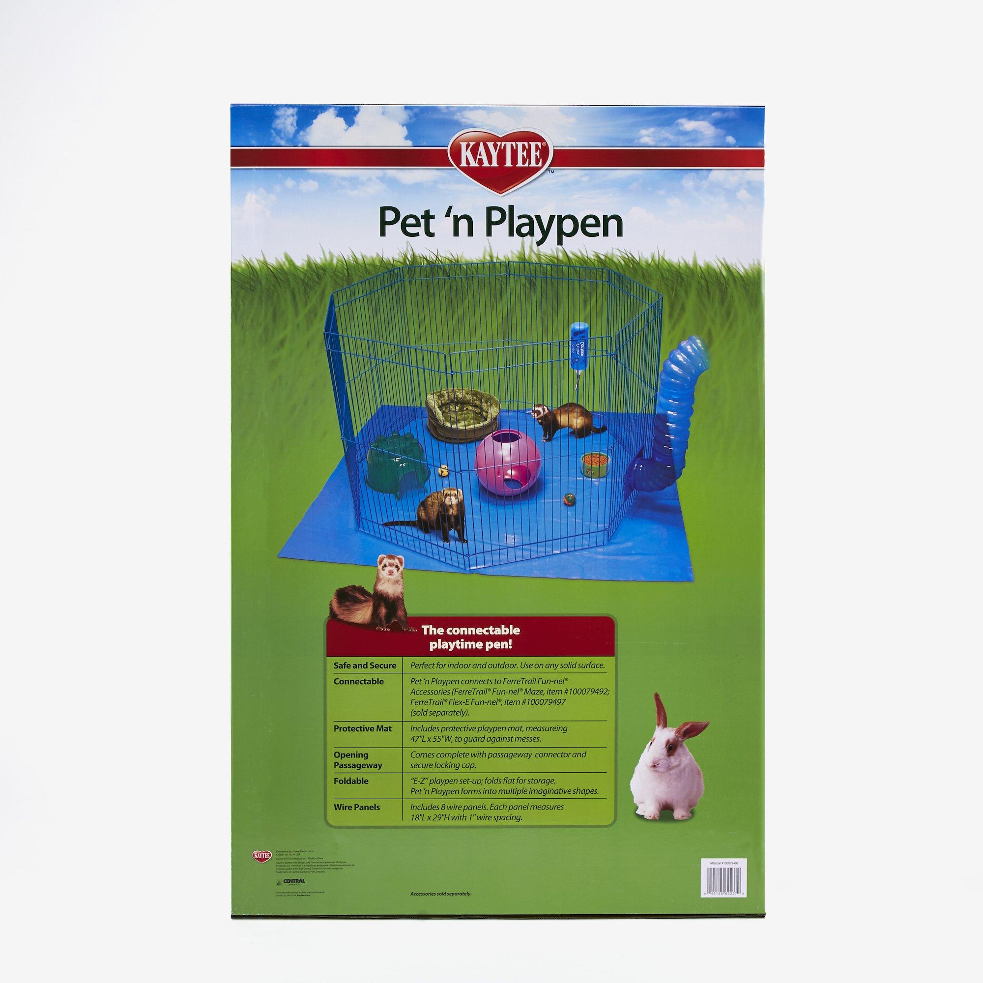 Kaytee Small Animal Pet-N-Play Pen by Kaytee (Image #1)