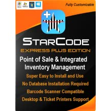 StarCode Express Plus Inventory Manager and Point of Sale  29.18 [Download]
