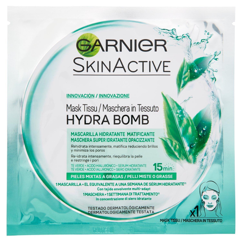 Garnier 860-44695 Skinactive Hydrabomb Moisturising Facial Mask 50 ml 3600541944695