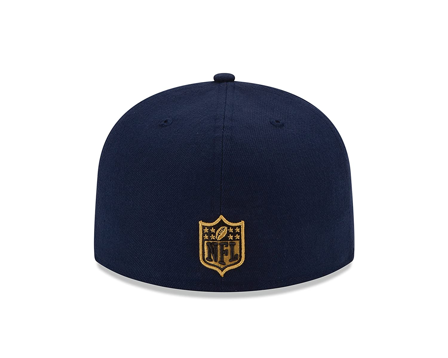 85450201c74 Amazon.com   New Era 2015 NFL Draft On Stage 59Fifty Fitted Cap   Sports    Outdoors