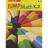 JUMP Math AP Book K.2: Canadian Edition