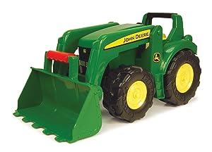 """TOMY John Deere 21"""" Big Scoop Tractor"""