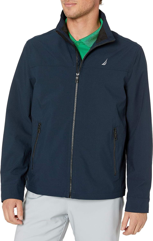 Nautica Men's Lightweight Stretch Golf Jacket