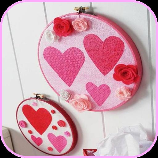 DIY Valentine Crafts -