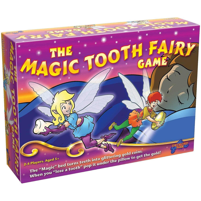 The Magic Tooth Fairy Game Drumond Park Amazon Toys & Games