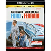 Ford V Ferrari (4K UHD & HD) (2-Disc)