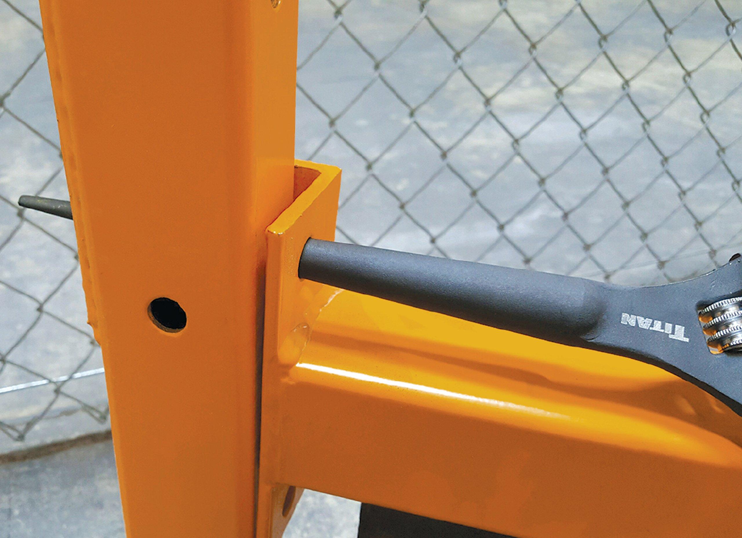 Titan 223 3Piece Adjustable Construction Spud Wrench Set by TITAN (Image #3)