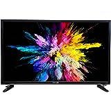 Oscar 80 cm  32 Inches  HD READY LED TV 32XL31  Black   2018 Model  Televisions