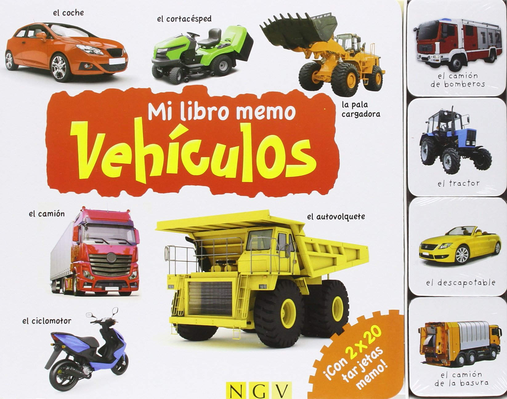 Vehiculos: VV.AA.: 9783849906283: Amazon.com: Books