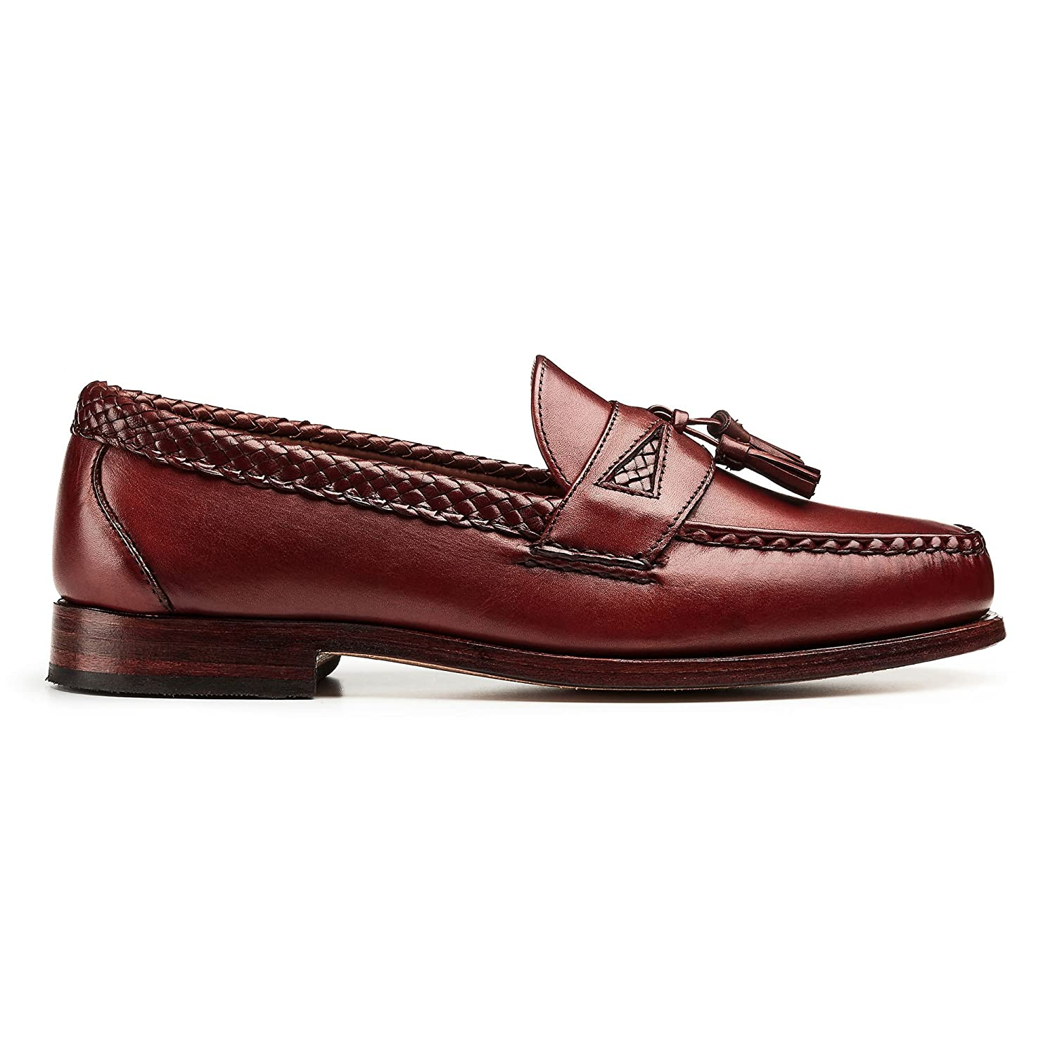 01219bc5fcd8d Amazon.com | Allen Edmonds Men's Maxfield Tassel Loafer | Loafers & Slip-Ons