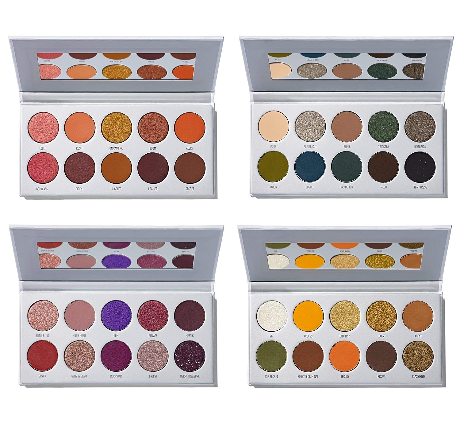 Jaclyn Hill Vault Collection Photo