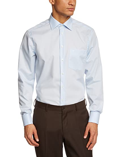 With Mastercard Sale Online Outlet Pay With Visa Mens Cutaway Long sleeve Shirt Seidensticker Cheap Websites Best Sale For Sale Shop Offer Sale Online rkghd