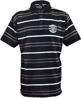 c4160041bd9 Cotton Traders Guinness Short Sleeves Printed Polo Shirt Mens Hip ...