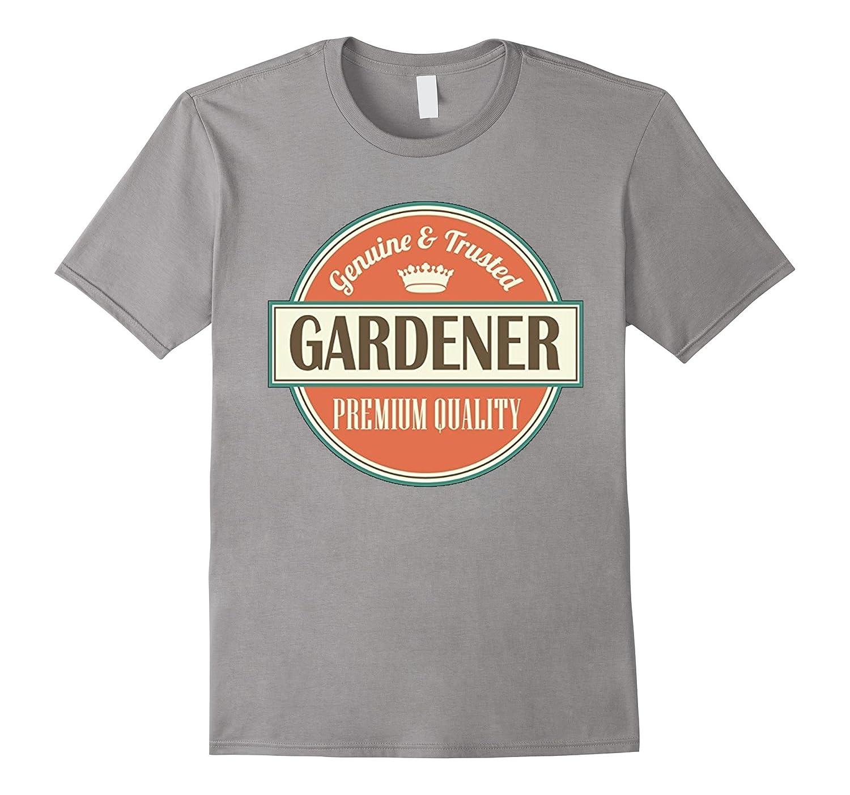 Gardener T-shirt Funny Vintage Gardening Quote Gift-TD