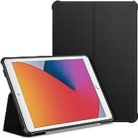 JETech Funda Compatible iPad 8 / 7 (10,2 Pulgadas, 2020 / 2019 Modelo, 8ª / 7ª Generación), Soporte de Doble Plegables y…