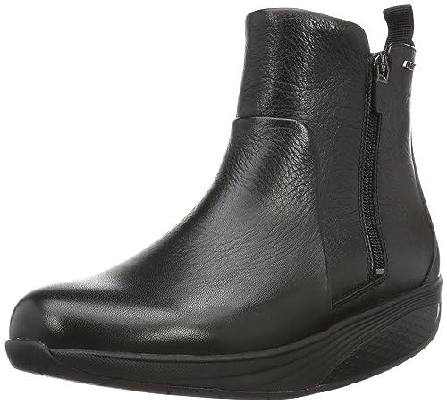 Cortas 36 Eu es 700727 Negro Y Amazon Mbt Botas Mujer Zapatos U6qfOnwpx