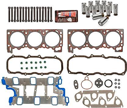 95-96 Ford Aerostar Explorer Mazda B4000 4.0L OHV VIN X Head Gasket Set Bolt Kit Fits