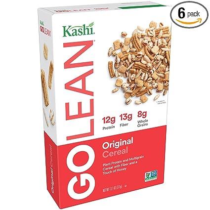 Kashi GOLEAN Cereal, cajas de 13.1 onzas (6 unidades ...