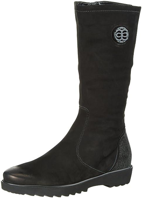 Ara Shoes Stiefel SAAS FEE Schwarz