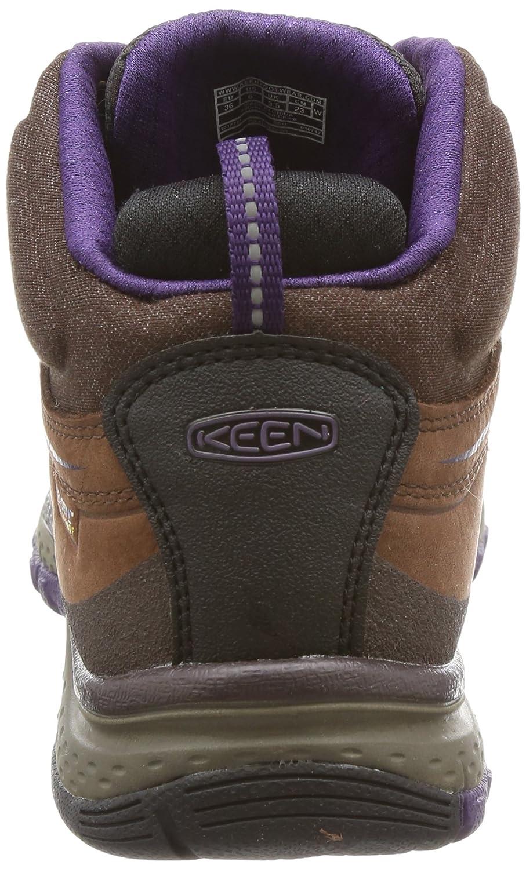 Keen Womens Terradora Leather mid wp-w Hiking Shoe terradora leather mid wp-w-W