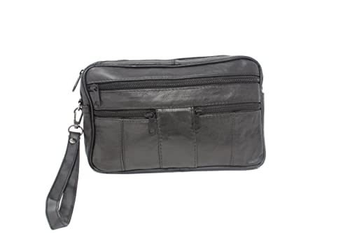 6205417fff Frédéric Johns® - Sacoche homme porté main - vide poches - sacoche cuir  homme -