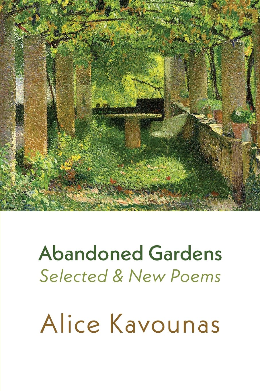 Download Abandoned Gardens: Selected and New Poems 1995-2016 pdf epub