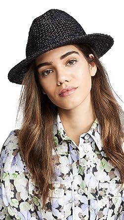 9d7f6b52 Brixton Women's Duns Fedora at Amazon Women's Clothing store: