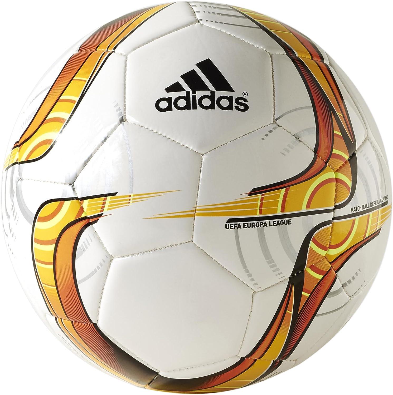 adidas UEFA Europa League Capitano - Pelota de fútbol Multicolor ...