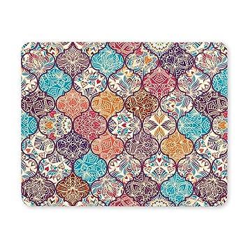 Patchwork Colorido de Azulejos marroquíes orientales ...