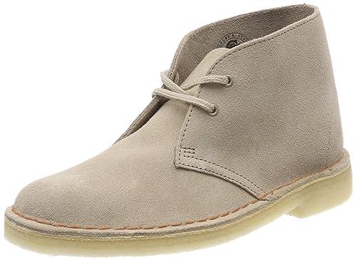 Clarks Originals Desert Boot, Polacchine Donna