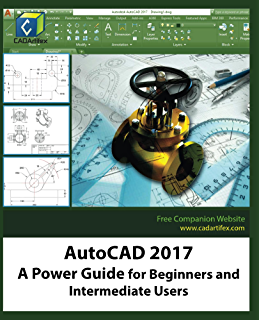 Autocad 2016 for beginners cadfolks ebook amazon autocad 2017 a power guide for beginners and intermediate users fandeluxe Gallery
