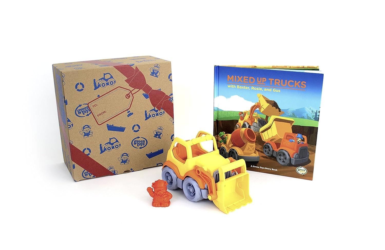 Green Toys – Libro de Cuentos Set de Regalo Incluye Pala y Libro de Cuentos