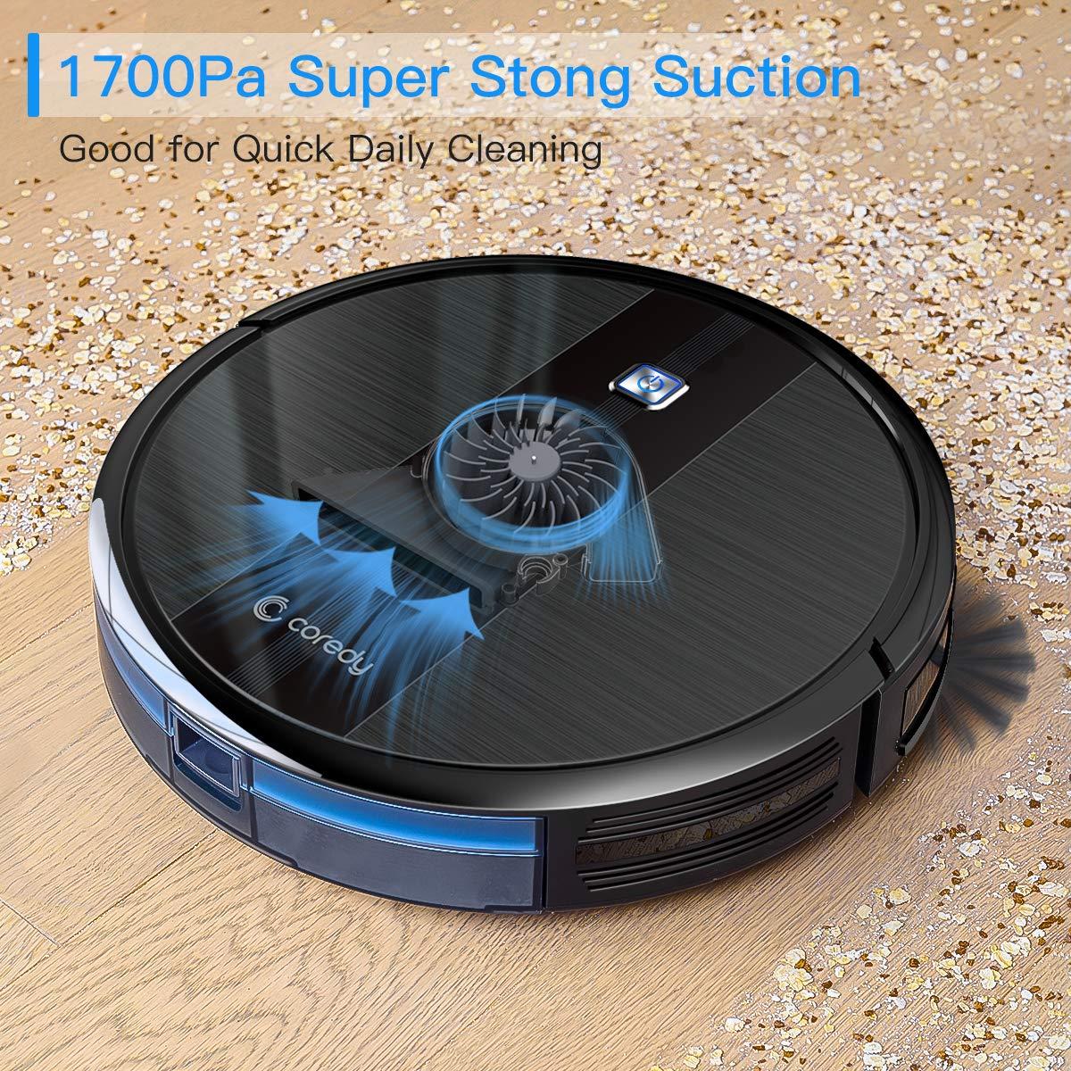 Coredy Robot Vacuum Cleaner1700P